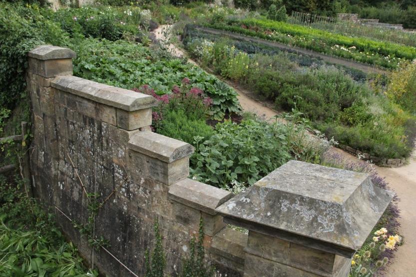 Gravetye kicthen garden