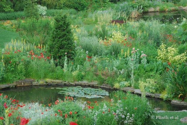 Pond Garden at Chanticleer