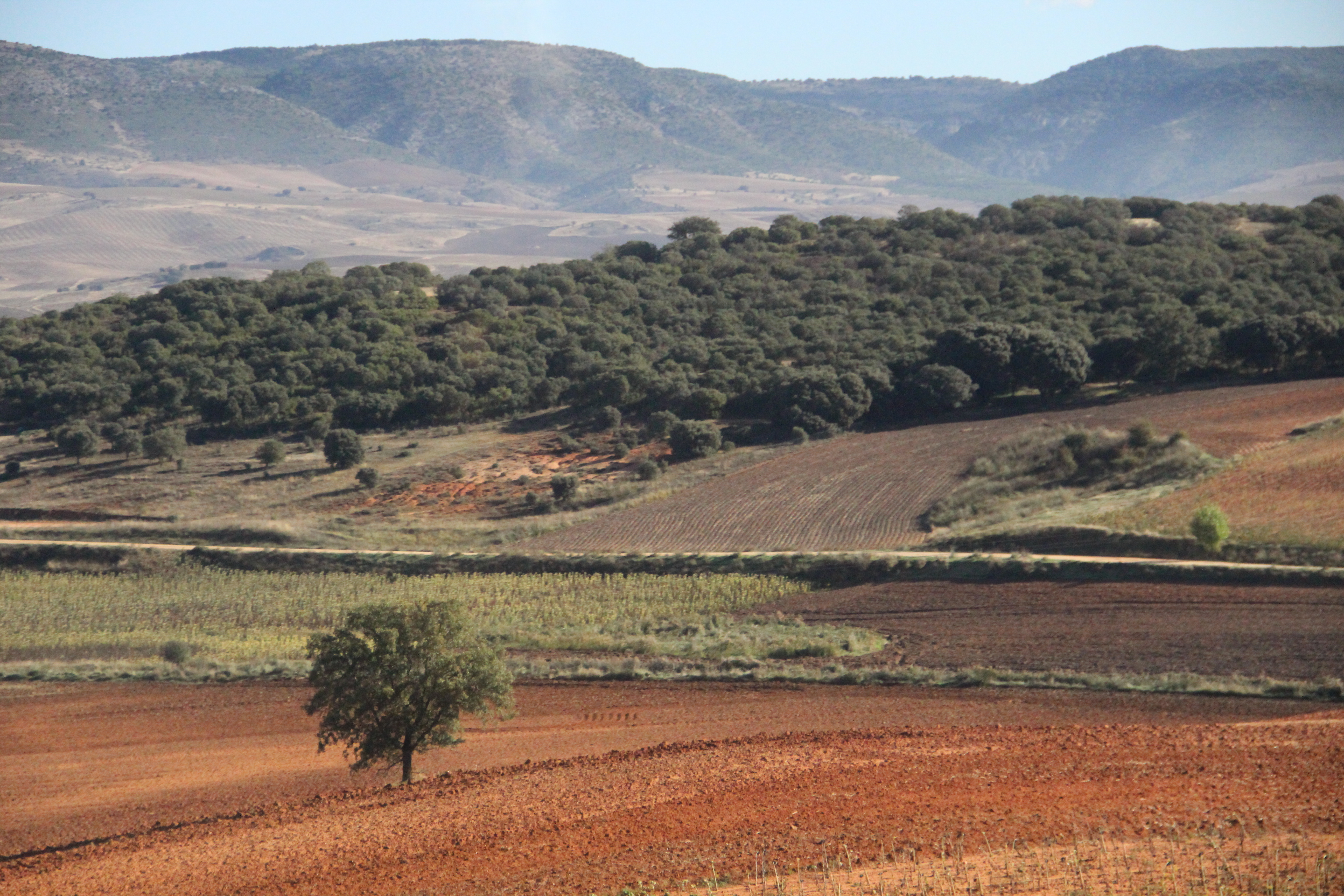 Image Gallery Spanish Landscape