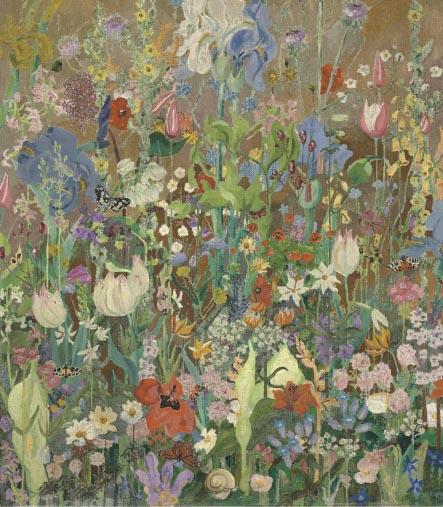 Summer Flowers by Sir Cedric Morris (Image Source: Christies)
