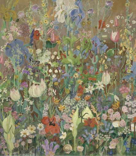 Summer Flowers by Sir Cedric Morris (Image Source: Christies)