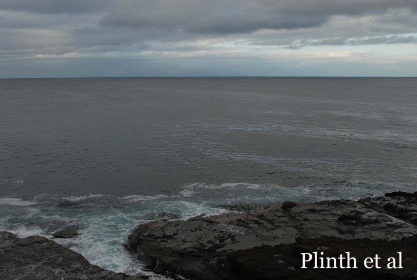 View towards Tasmania ('mainland') from Maria Island