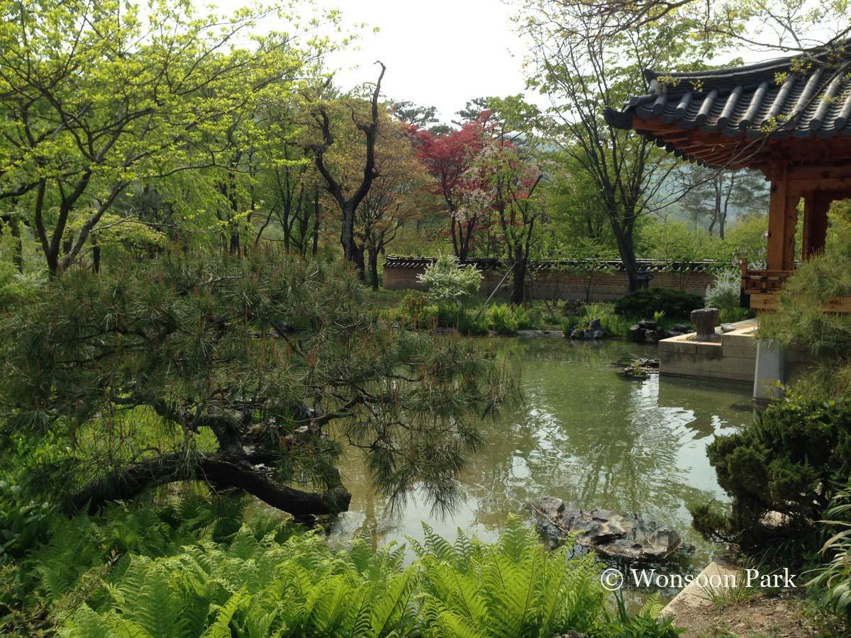 Korean Gardens Plinth Et Al
