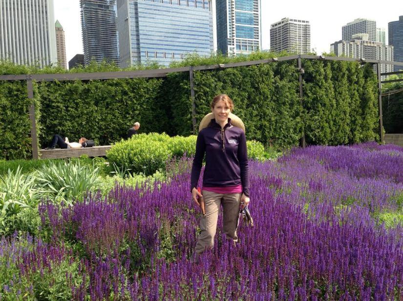 5-10-5: Laura Ekasetya, Horticulturist, LurieGarden