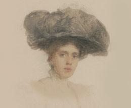 Rose Standish Nichols (Image courtesy of Nichols House Museum)