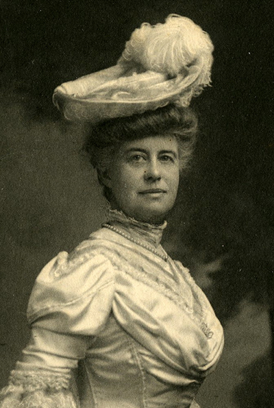 Helena Rutherford Ely (image courtesy of Meadowburn Farm)