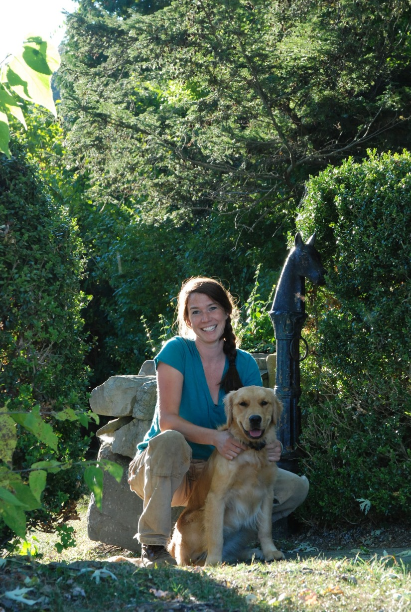 5-10-5: Quill Teal-Sullivan, Garden Manager at Meadowburn Farm