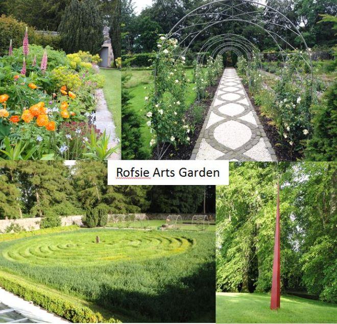 Rofsie Arts Garden