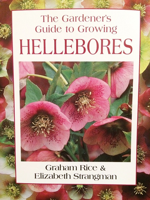 The book that launched the O'Byrnes' lifelong passion for hellebores.