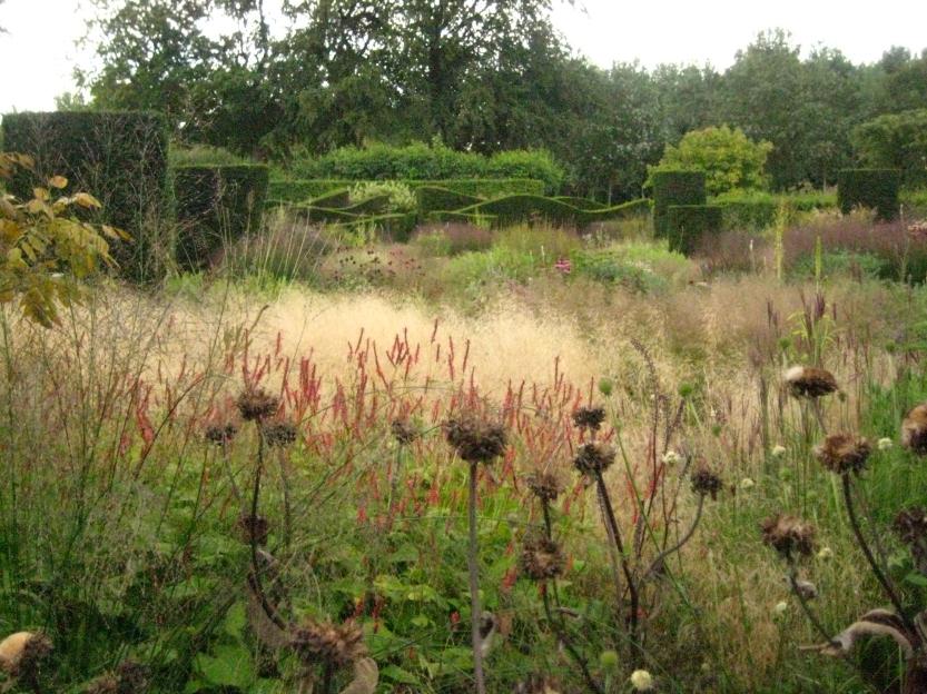 Piet Oudolf and famous Hedges, Hummelo