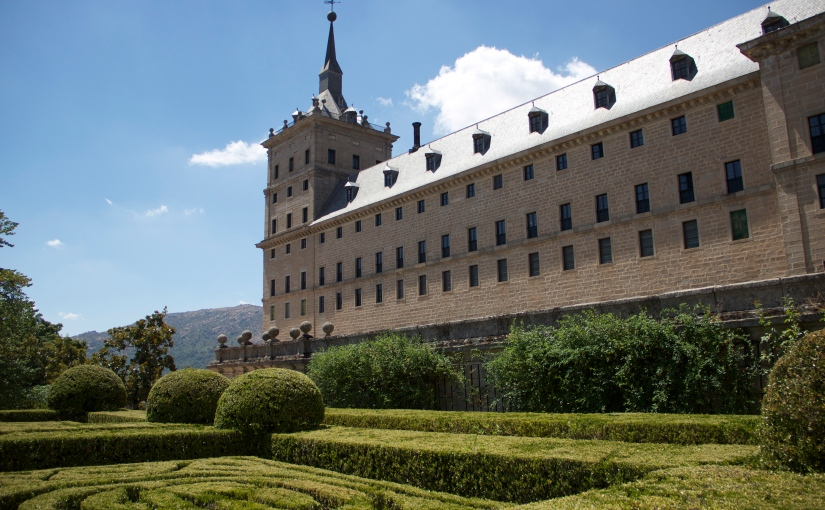 A study of detail: El Escorial, Madrid