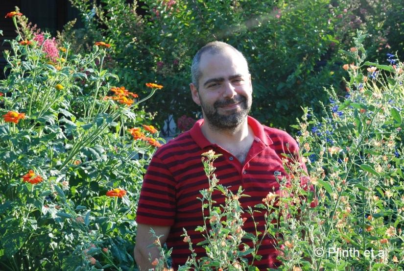 5-10-5 : Eleftherios Dariotis, the Greekplantsman
