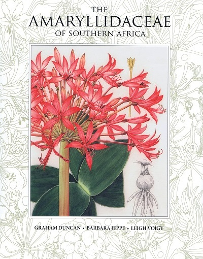 Book Review: The Amaryllidaceae of Southern Africa