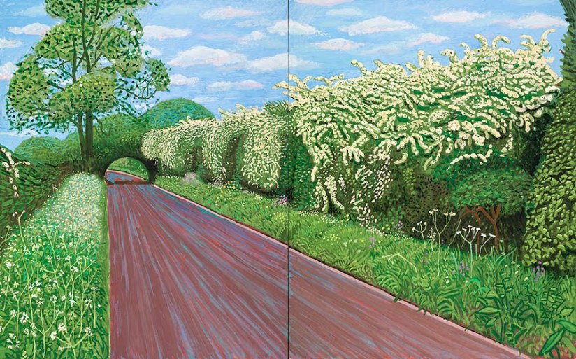 """Beautiful Gardens"" – ChristopherBailey"