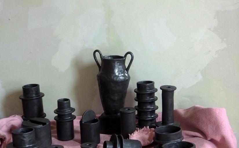 Ceramicist Aviva Rowley